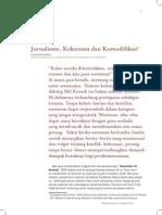 AGUS SUDIBYO - Jurnalisme, Kekerasan Dan Komodifikasi7865