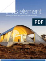 Sanctuary magazine issue 9 - In its element - Snowy Mountains green home profile