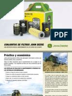 Filtros John Deere