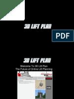 3DLiftPlan