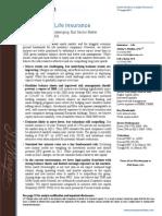 JPM_Life Insurance Overview_Jimmy Bhullar_Aug 2011