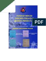 Panduan Mengisi Dokumen Perjanjian PIDN 2009