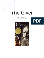 the giver student packet