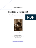Contrepoint-Gedalge