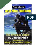 Allen, James - As a Man Thinketh