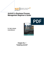 9781849517065_Activiti_5.x_Business_Process_Management_Beginner's_Guide_Sample_chapter