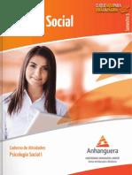 SSO3 Psicologia Social I