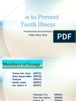 How to Prevent Tooth Illness1