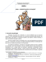 Parte 1 - Conceitos- Patologia