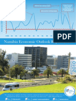 Namibia Economic Outlook 2010