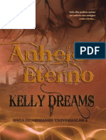Dreams Kelly - Guardianes Universales 04 - Anhelo Eterno