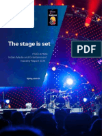 FICCI KPMG 2014 Report - The Stage is Set