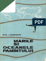 Mările și oceanele Pămîntului (P.I.Bărbuneanu 1967)
