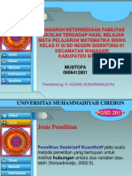 Powerpoint Sidang Proposal