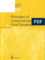 Wesseling, Principles of Computational Fluid Dynamics,2001