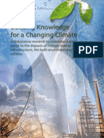 Building Knowledge for a Changing Climate