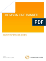 Thomson Quick Reference