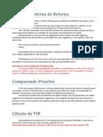 TRABALHO CALCULO DA TIR modificado apresentacao (1).docx