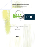 Rafford Baseline Survey Report