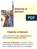 04 Elasticity of Demand[1]