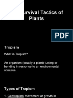 survival tactics of plants 6 l 2 2