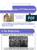 NYSUT- A Union of Professionals