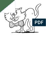 Phonics Fat Cat -Puppets