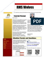 RMS Newsletter March 2014