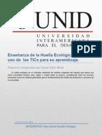Proyecto Integrador Huella Ecologica