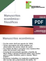Seminário TSI - Manuscritos econômicos rascunho