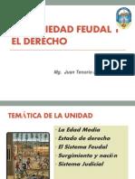 El Feudalismo y El Derecho