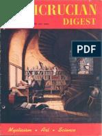 Rosicrucian Digest, August 1949