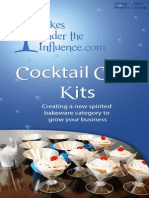 Cakes Under the Influence Catalog