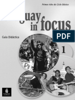 Uruguay in Focus 1 - Teachers Book