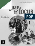 Uruguay in Focus 1 - Teachers Book