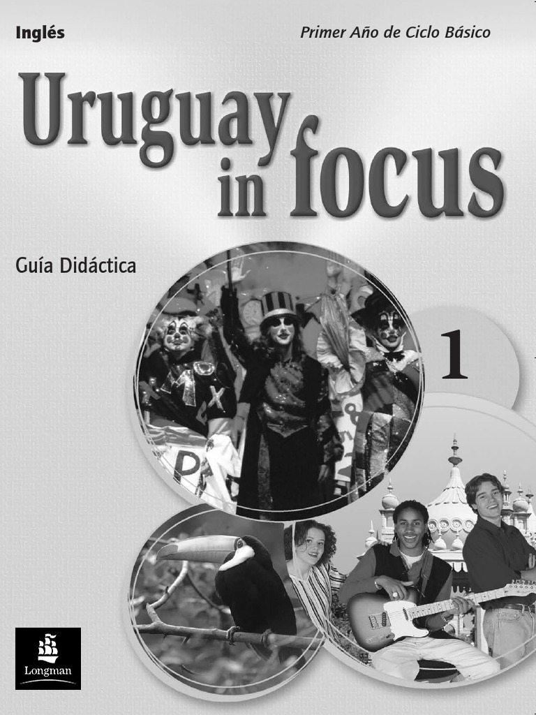 Workbooks tprh verbal workbook : Uruguay in Focus 1 - Teachers Book | Reading Comprehension | Learning