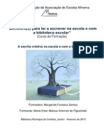 Trabalho Final Escrita Criativa Maria Ester Figueiredo