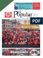 El Popular 260 PDF Órgano de prensa del Partido Comunista de Uruguay