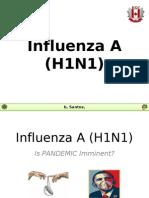 1 Lecture Influenza a (H1N1)