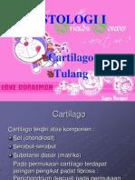 Cartilago, Tulang