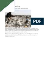 Gaza War Summary