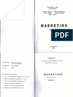 Lefter Constantin (Coord.) - Marketing Vol II_Politici Si Strategii de Mk
