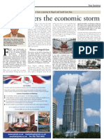London Business Matters - Asia weathers the economic storm