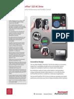 Allen-Bradley® PowerFlex® 525 AC Drive