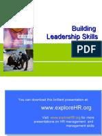 Leadership Skill ppt