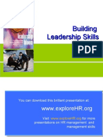 Leadership Skill ppt