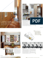 Sanctuary magazine issue 9 - Living well with less - New York green home profile