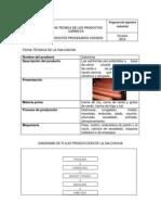 Ficha Tecnica Carnicos Modificado