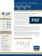 North American Office Highlights 2q 09