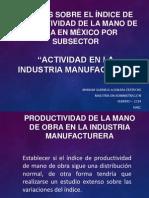 Indice de Productividad - Bondad de Ajuste_MGAZ